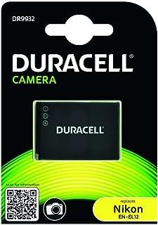 Duracell DR9932 - Batería para cámara Digital 3.7 V 1000 mAh (reemplaza batería Original de Nikon EN-EL12)