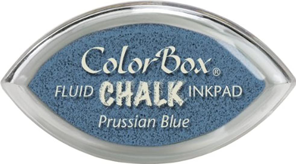 ColorBox Chalk Cat's Eye 71407 Ink Pads, Prussian Blue