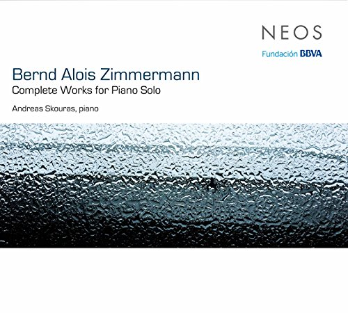 B.A. Zimmermann: Complete Works for Piano Solo
