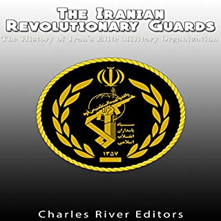 The Iranian Revolutionary Guards cover art