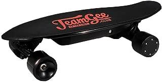 LLQQ Electric Cruiser Skateboard Longboard Dual Motor with Remote Control, 30km/h Speed,61108cm