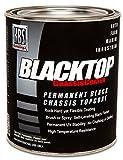 KBS Coatings 8301 Gloss Black BlackTop Chassis Paint - 1 Pint