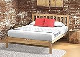 Charleston Platform Bed - Queen