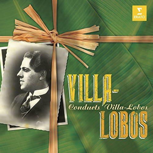Heitor Villa-Lobos/Orchestre National de la Radiodiffusion Française