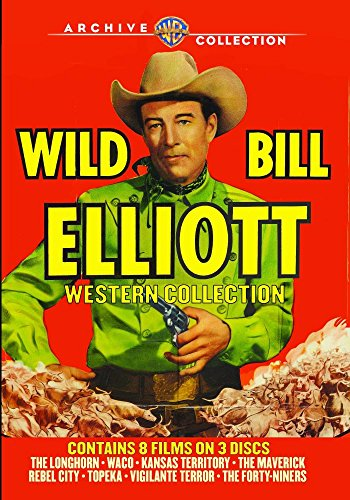 Wild Bill Elliot Western Colle [DVD-AUDIO]