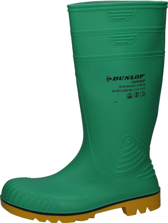 Dunlop Acifort Hazguard Hazguard ESD, Berufsgummistiefel, 42  100% Preisgarantie