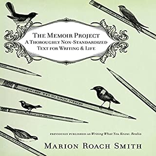 The Memoir Project cover art