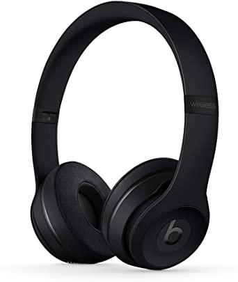 Beats by Dr. Dre MX432ZM/ASolo3Wireless on-ear-koptelefoon, AppleW1-koptelefoonchip, Class1Bluetooth, 40 uur luisteren, Zwart, Eén Maat