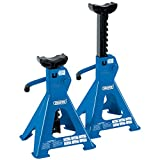 Draper 30878 Ratcheting Axle Stand, 2 Ton ...