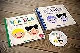 Blabla : L'imagier qui parle, 2 volumes (1CD audio MP3)