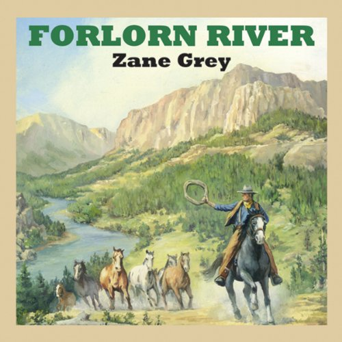 Forlorn River audiobook cover art