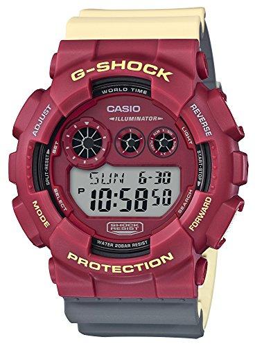 [カシオ] 腕時計 ジーショック GD-120NC-4JF メンズ マルチカラー