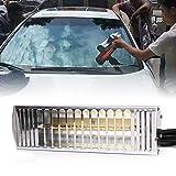 Secador portátil de pintura por infrarrojos, lámpara de calefacción por infrarrojos para coche, 220 V, 1000 W, color de pulverización infrarrojo, secadora, calefacción, cuerpo de onda corta