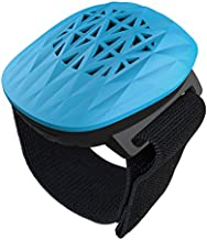 WowHo Portable Bluetooth Speakers, Wireless Bluetooth Speakers Wrist Band 10Hours Playtime and 100Hours Standby Time Waterproof Outdoor Speakers for Running Yoga Race Walking Gym Exercise (SkyBlue)