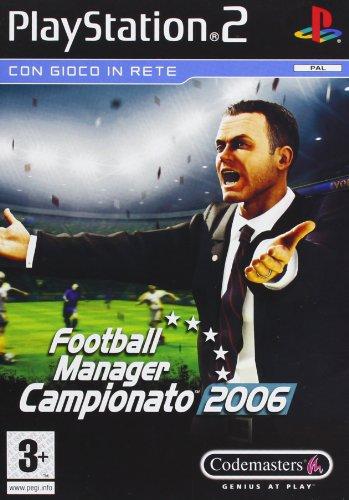 Football Manager 2006 [Importación italiana]