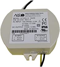 High Perfection Technology LP1025-12 12v 25w constant voltage LED driver