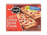 Stouffers French Bread Pepperoni Pizza, 11.25 Ounce -- 10 per case.