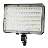 Knuckle Mount LED Flood Light - LED Lights 70W 9800Lm Dusk to Dawn Outdoor LED Flood Lights 5000K 300W MH Equal Outdoor Lighting for Doorways, Pathways, Yard, Landscape, Garden ETL Listed