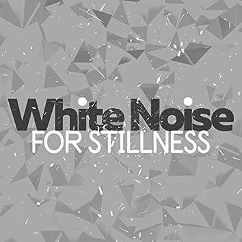 White Noise for Stillness