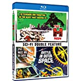 The H-Man And Battle in Outer Space [Blu-ray]