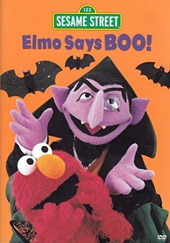 Sesame Street Elmo Says Boo product image