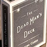 Limited Edition The Dead Man's Deck Playing Cards -