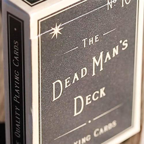 SOLOMAGIA Limited Edition The Dead Man's Deck Playing Cards
