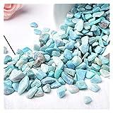 YSDSPTG Piedras Naturales Cristal Natural Rose Cuarzo Mini Falda Muestra Mineral Curación Puede ser Utilizado para la decoración del hogar de Piedra de Acuario DIY