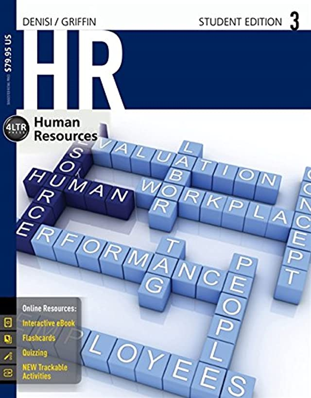 HR3 (with CourseMate, 1 term (6 months) Printed Access Card) (New, Engaging Titles from 4LTR Press)
