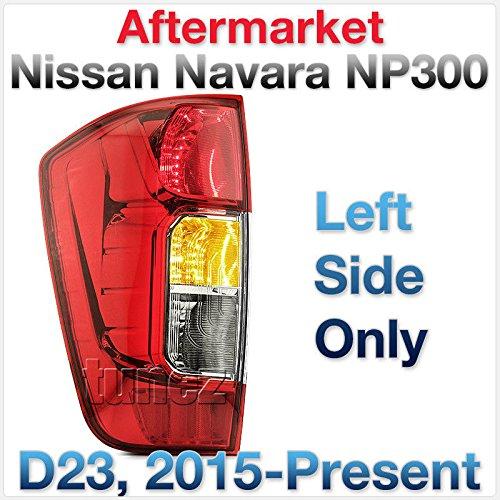 Lampe de feu arrière gauche TUNEZ® LHS Compatible avec Navara NP300 D23 2015 2016 2017 2018 2019