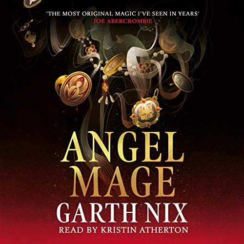 Angel Mage cover art