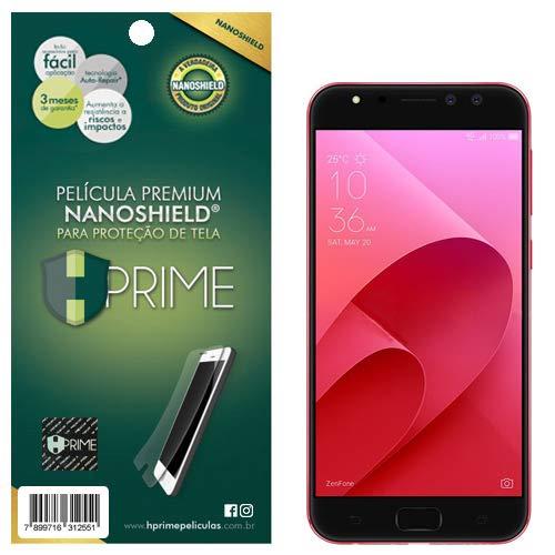 Pelicula HPrime NanoShield para Asus Zenfone 4 Selfie Pro ZD552KL, Hprime, Película Protetora de Tela para Celular, Transparente