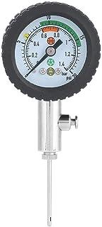 ボール専用 エア圧力計 空気圧計 サッカー バレーボール、バスケットボール 内圧計 軽量 エアゲージ