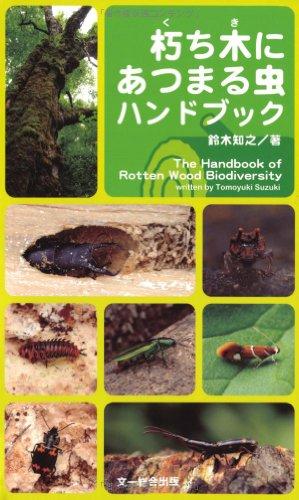 朽ち木にあつまる虫ハンドブックの詳細を見る