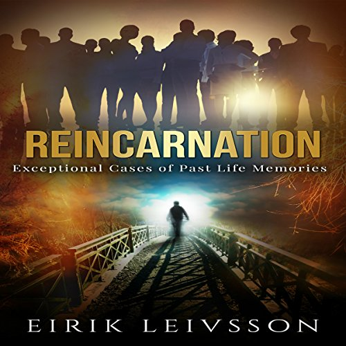 Reincarnation audiobook cover art
