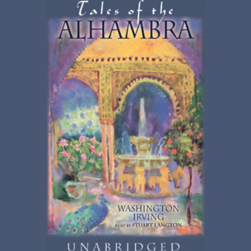 Tales of the Alhambra  Audiolibri