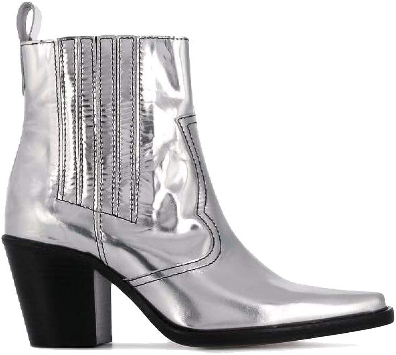 ANNIEschuhe Stiefeletten Damen Comfort Kurzschaft Chelsea Stiefel Stiefel Blockabsatz Absatz High Heels Herbst  online Shop