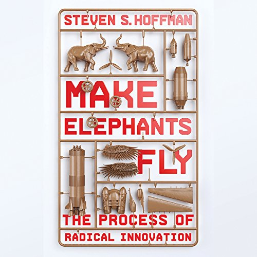 Make Elephants Fly audiobook cover art