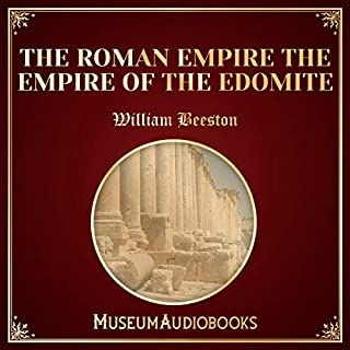 The Roman Empire: The Empire of the Edomite audiobook cover art