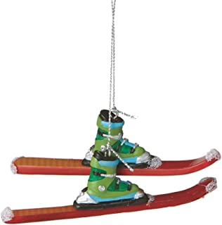 Downhill Ski Ornament