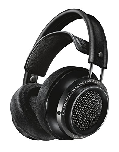 Philips Fidelio X2HR over-ear headphones amazon