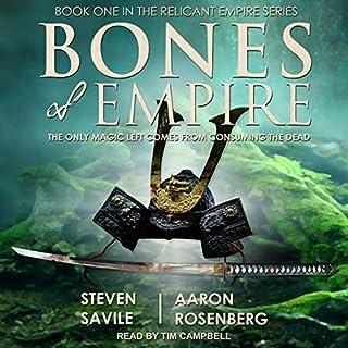 Bones of Empire audiobook cover art