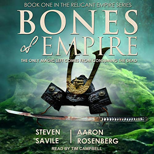 Bones of Empire cover art