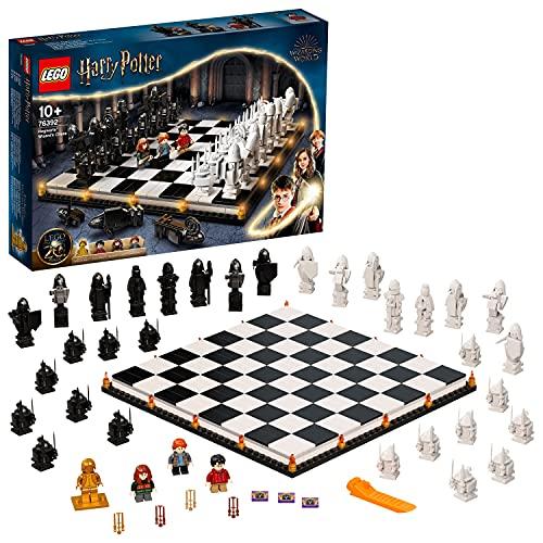 LEGO Harry Potter Hogwarts Wizard's Ajedrez Set 76392 4