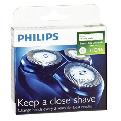 Philips Herrenrasierer Scherköpfe HQ56 HQ55 6843 6853 6863 6423 6613 6940 HQ6970