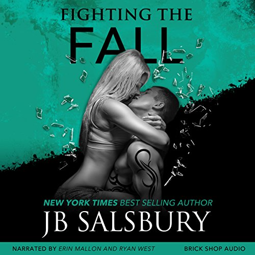 Fighting the Fall audiobook cover art