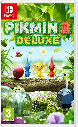 Pikmin 3 Deluxe (Nintendo Switch), Édition française
