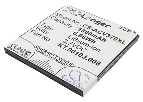 Cameron Sino Rechargeble Batería para ACER V370