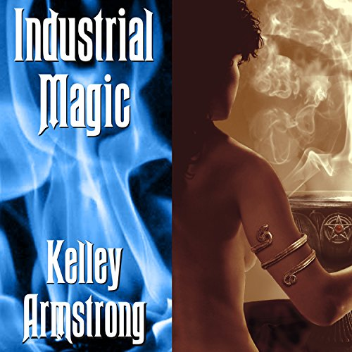 Industrial Magic audiobook cover art