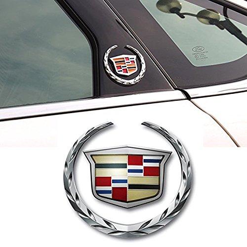 10387855 Cadillac Emblem New OEM Decal Liftgate Trunk Lid Cadillac Badge